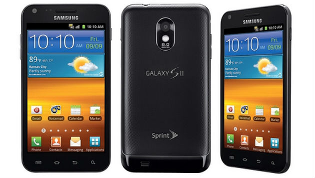 galaxys2 Samsung Galaxy S2 Getting Jelly Bean Soon?