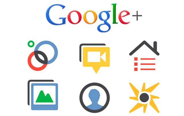 gplus Google Plus Second Most Popular Social Network