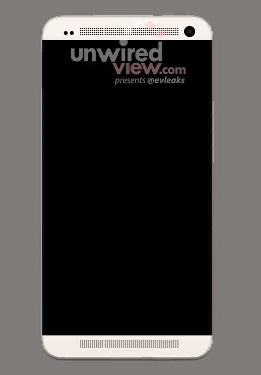 leaked htc m7 render
