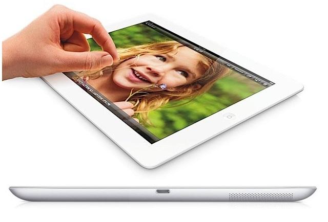 ipad-4 iPad 128GB Model on its Way Soon?