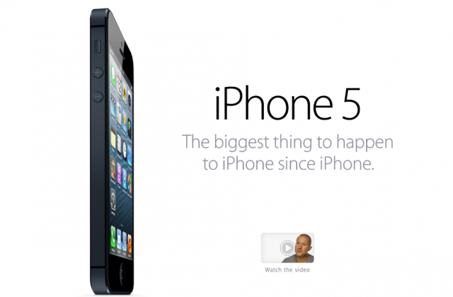 iphone-5 Apple Denies the Idea of Making a Cheaper iPhone Model