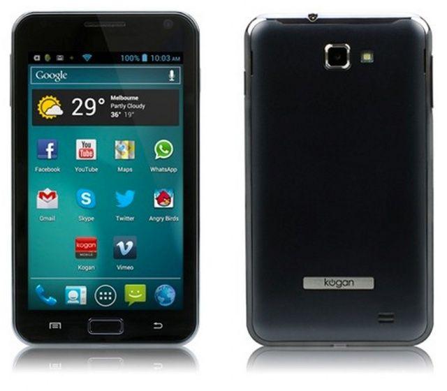 kogan-agora Kogan Agora: Dual-core 5-inch Smartphone for Just $150 Unlocked, Coming to the US
