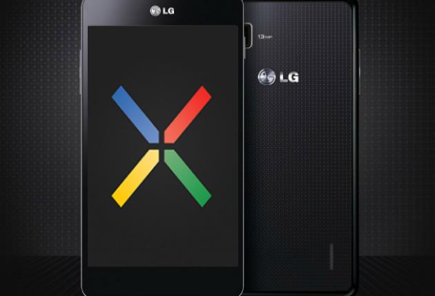 LG optimus g running Nexus Android