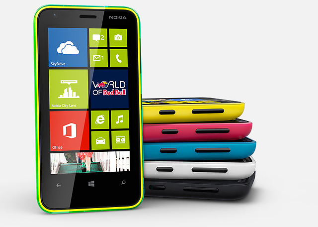 lumia620 Nokia Lumia 620 available in the U.S. through Expansys, just $289.99