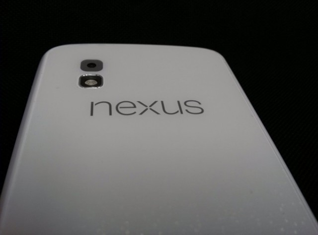 nexus-white-640x474 LG Nexus 4 White Version Spotted in New Photo