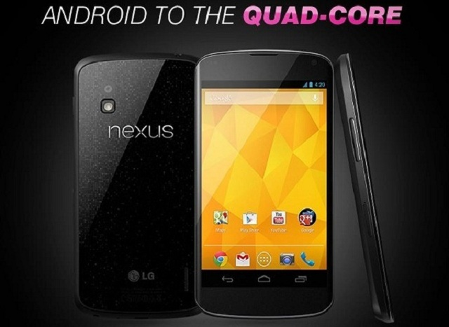 nexus4 LG Nexus 4 Production Will Continue into the Foreseeable Future, So Says LG