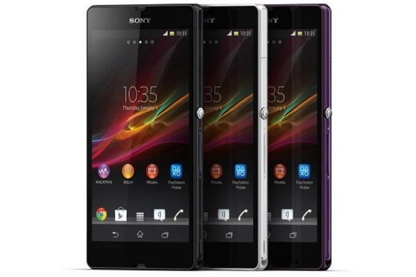 sony-xperia-z Sony Xperia Z Officially Announced