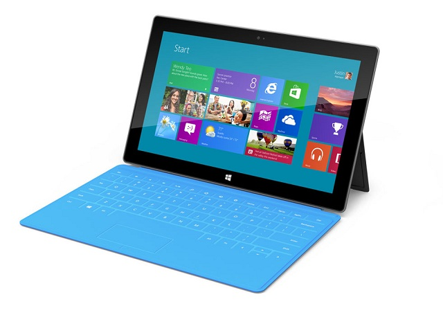 surface-front Windows RT and Microsoft Surface Jailbreak Arrives, Microsoft Applauds the Effort