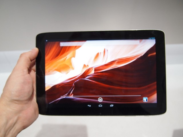 tegra-4-vizio-640x479 Vizio 10-inch Tablet Runs Android 4.1 and Features Tegra 4 Processor