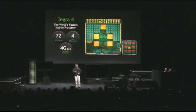 tegra4 Nvidia Tegra 4 Announced, Delivering 6x Times the Graphics Power