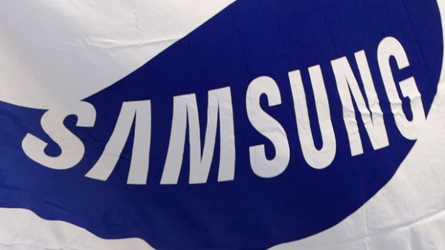 Samsung-Logo-on-Flag-at-Headquarters-640x359 Samsung Galaxy S4 Confirmed for March 14th Unveil
