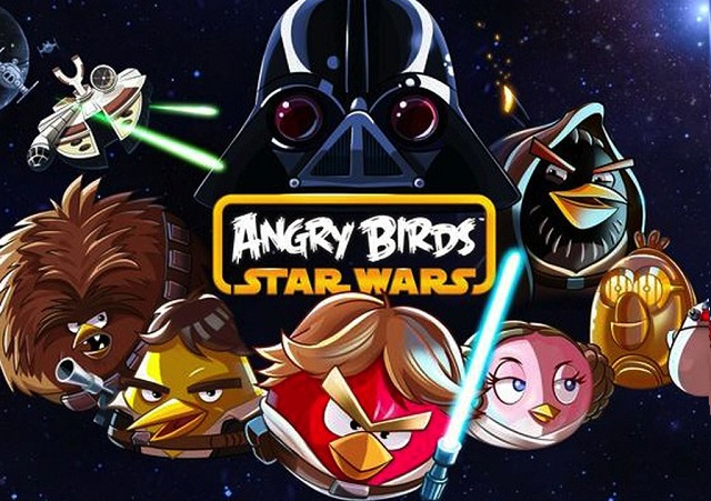 "absw Angry Birds Star Wars ""Escape From Hoth"" Content Pack Adds Twenty New Levels"