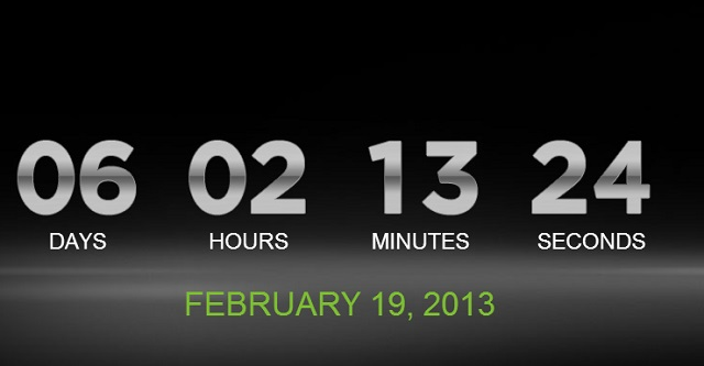 htc-countdown HTC Begins Countdown for Event on February 19th