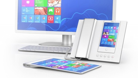 imatehub i-Mate Phone Runs On Windows 8 Pro, not Windows Phone 8