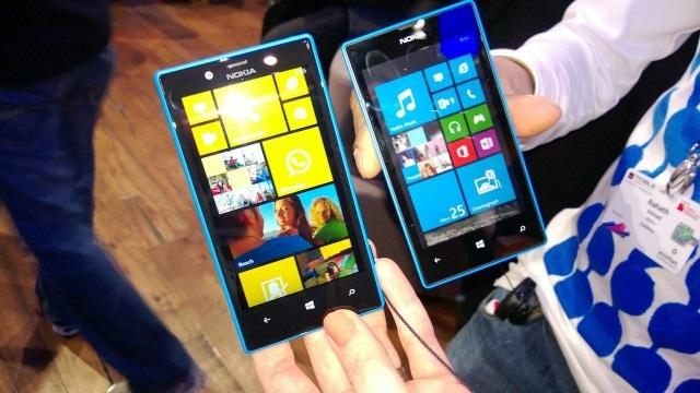 lumia-720-520 Nokia Lumia 720 And 520 Budget Smartphones