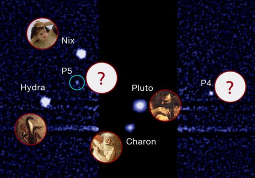 planet-moon Help Give Names to Pluto's Two Tiny Moons