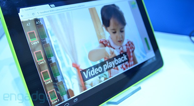 samsung-exynos-octa-lead Samsung Exynos 5 Octa chip prototype tablet at MWC