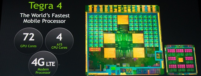tegra4-benchmarks Nvidia Tegra 4 Benchmarks Suggest Pure Awesomeness