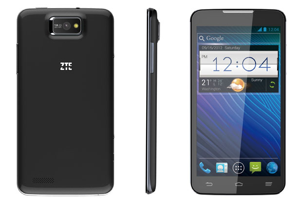 ztegrandmemo ZTE Grand Memo Show Off At MWC, Features Snapdragon 800 Processor