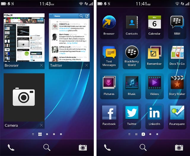 bb-z10-7 BlackBerry Z10 Smartphone Review