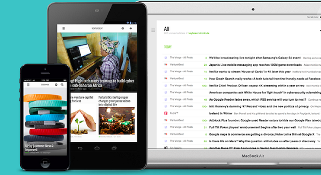 feedly Feedly Gets 500,000 Google Reader Users