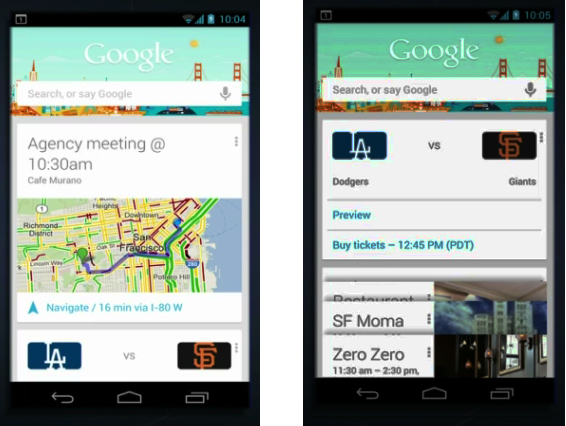 google-now-pics-screens Google Now Headed to iOS and PC's?