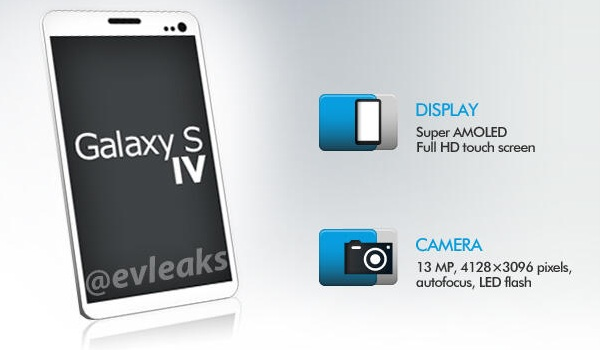gs4header Samsung Galaxy S4 Renders Revealed to be Bogus