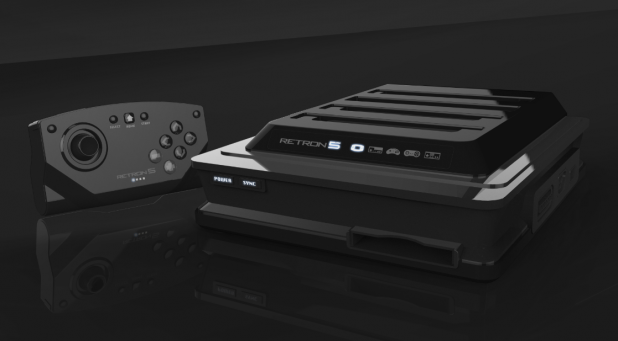 hyperkin Hyperkin RetroN 5 Console Could Be A Retro Gamer's Dream System