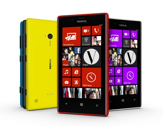 nok720 It Looks Like Nokia Lumia 520 and 720 Will Arrive on April 1st