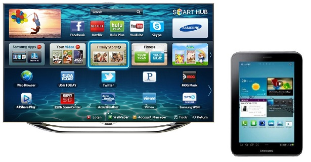 samsung-devices Buy a Samsung HDTV, Get a Free Galaxy Tab 2