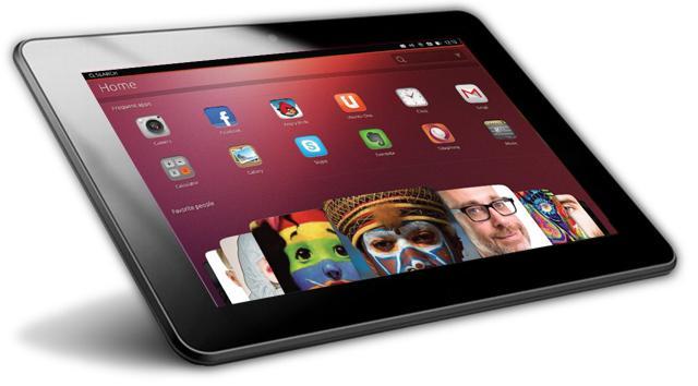 u7 Intermatrix U7 Claims to be World's First Ubuntu Tablet