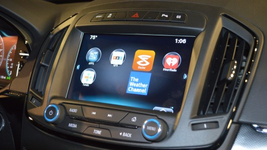 130405-gm GM Launching App Store Inside Your Car's Dashboard