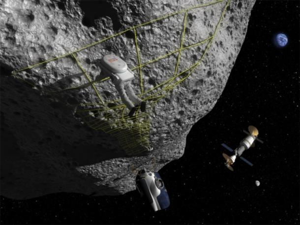 130408-nasa NASA Plans to Kidnap an Asteroid for Further Study