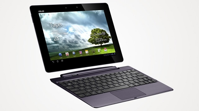 asus-transformer Rumor: Intel and Partners Working on Android Convertible Push