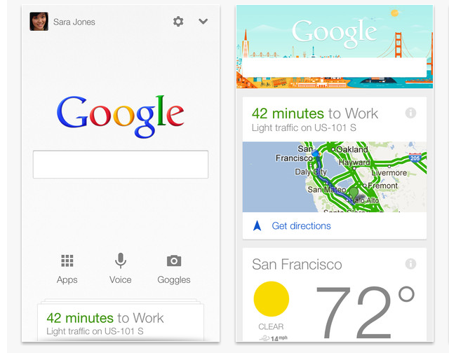 google-now-ios Google Now For iOS (Video)