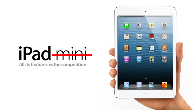iPad-Mini-trademark Apple Denied iPad Mini US Trademark