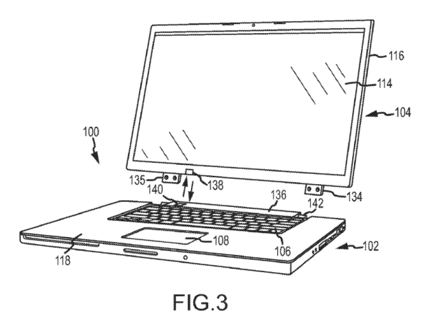 macbook-convertible Apple Patent Suggest Future MacBook Convertible Design