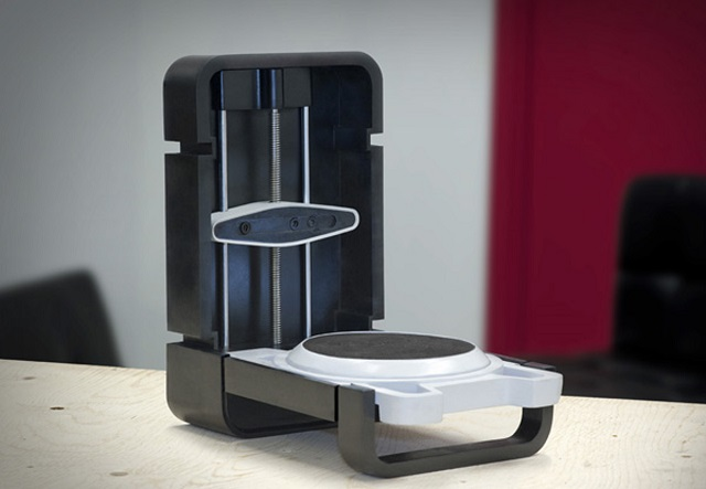 photon-3d-scanner-1 Photon 3D Scanner Finishes Its Task In 3 Minutes; Costs Just $443 (Video)