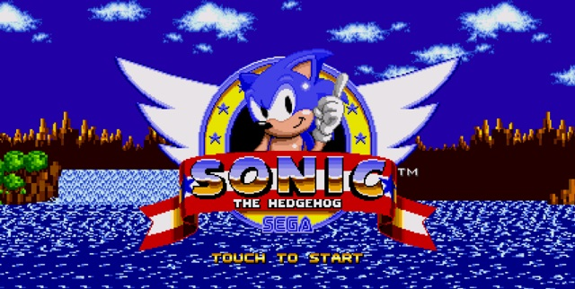 sonic-android Original Sonic the Hedgehog On Its Way to iOS and Android Later This Month