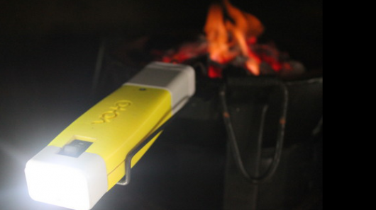 voto VOTO Uses Campfire or Grill As A Power Source