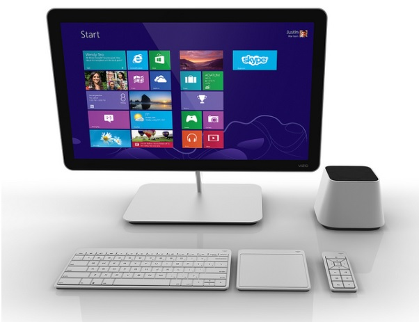 win-8-pc PC Shipments for Q1 Drop 13.9%, Steepest Drop in IDC's PC Tracking History