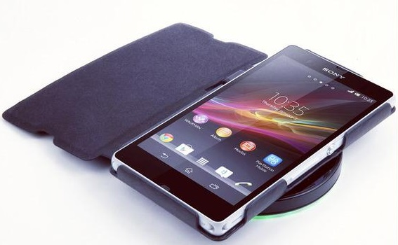 xperia-charge Ipan Ipan Case Adds Wireless Charging to the Xperia Z