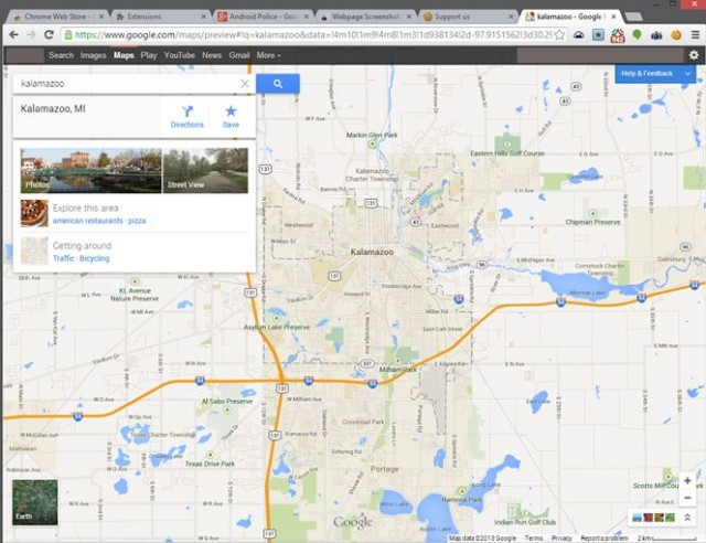 130524-gmaps-640x492 Get the New Web Interface for Google Maps Now