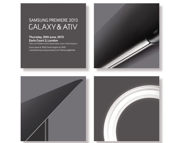 130527-premiere  New Galaxy and ATIV Devices at Samsung Premiere 2013