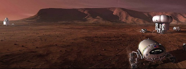 Mars-manned-mission-dust Martian Dust Would Be A Danger To Human Visitors