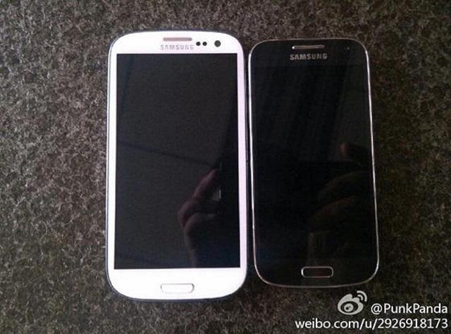 Samsung-Galaxy-S4-mini Samsung Galaxy S4 Mini Image Leaks to the Net