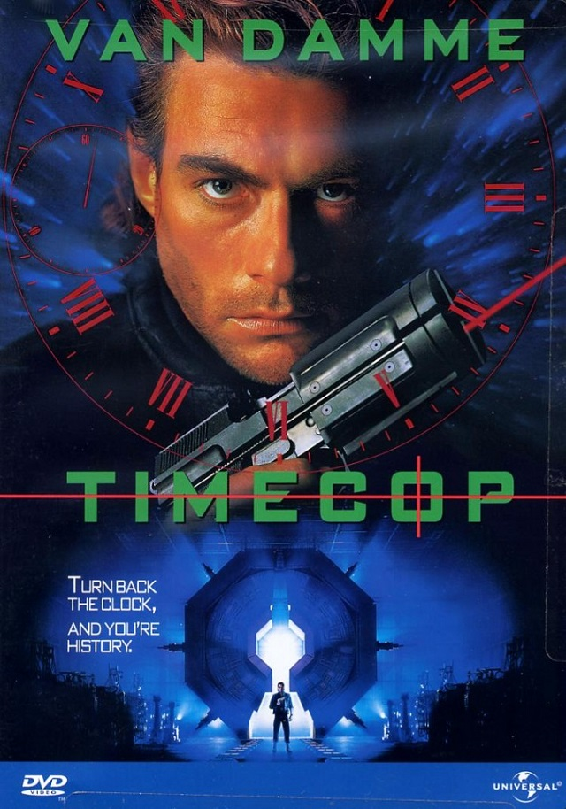 Time-Cop-van-damme-remake Jean-Claude Van Damme's 'Timecop' Remake In The Works?
