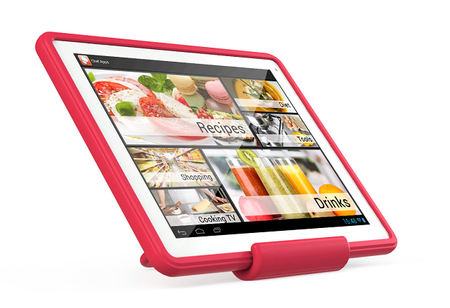 archos-chefpad Archos ChefPad Kitchen Tablet Shipping Next Month