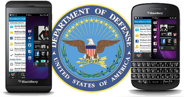 bb10-dod BlackBerry 10 Devices Approved By US Department Of Defense