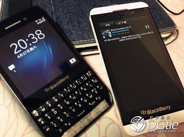 blackberry r10 leaked